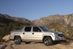 2013 Honda Ridgeline in Alabaster Silver Metallic - Static Front Right Three-quarter View